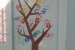 کمپین دست های رنگی