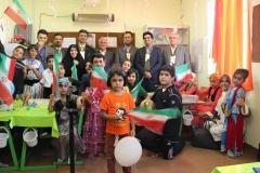 افتتاح مدارس ایران من استان کردستان